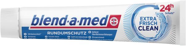 Blend A Med Zahncreme Frisch