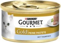Gourmet Gold Pastete mit Thunfisch