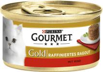Gourmet Gold Rind Raffiniertes Ragout