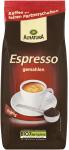 ALN Espresso, gemahlen
