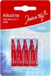 JT Batterien Alkaline Micro AAA