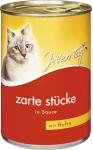 JT Katze zarte Stücke Huhn in Sauce