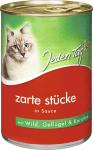 JT Katze zarte Stücke wild/geflügel/kar.