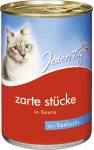 JT Katze zarte Stücke Seelachs