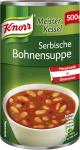 Knorr Meisterkessel Serb. Bohnensuppe