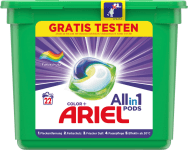 Ariel 3in1 Pods Color     22MB