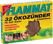 Flammat ÖKO Feueranzünder 32er