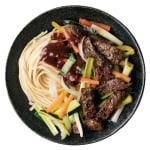 ILIKE Asia Noodle Bowl mit Rindfleisch