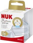 NUK NS Sauger Silikon Gr.2 L Premium