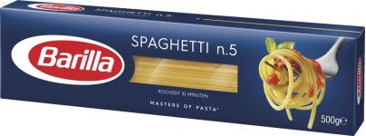Barilla Spaghetti #5