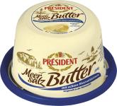 President Meersalz-Butter
