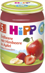 Hipp 5M Erdbeere/Himbeere in Apfel