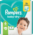 Pamp. Baby Dry Ex. Large 13-18kg