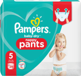 Pamp. Pants Junior     12-17kg