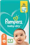 Pamp. Baby Dry Midi     6-10kg