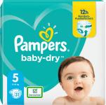 Pamp. Baby Dry Junior  11-16kg