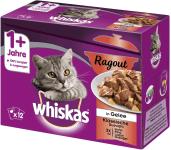Whiskas Ragout Auswahl Gelee 1+