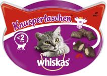 Whiskas Knuspertaschen Rind