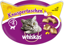 Whiskas Knuspertaschen Huhn+Käse