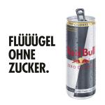 Red Bull Energy Drink Dose Zero 250ml