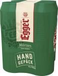 Egger Bier Märzen Dose 4er Pack
