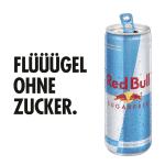 Red Bull Energy Drink Sugarfree 6er