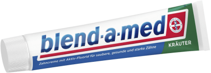Blend A Med Zahncreme Kräuter