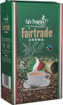 Cafe Peppino Fairtrade Crema