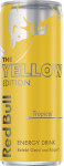 Red Bull Energy Drink Yellow Edition