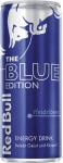 Red Bull Energy Drink Blue Edition