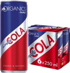 Organics by Red Bull Simply Cola 6-Pack