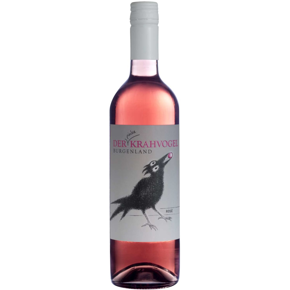 Schandl-Wein Der pinke Krahvogel