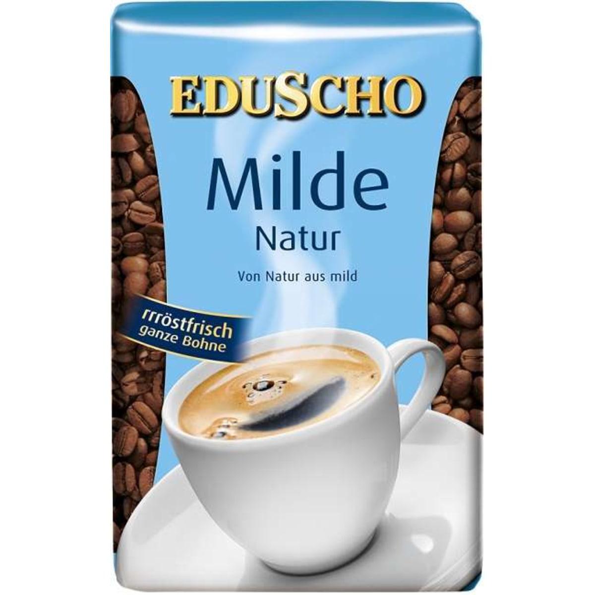 Eduscho Milde Natur Bohne