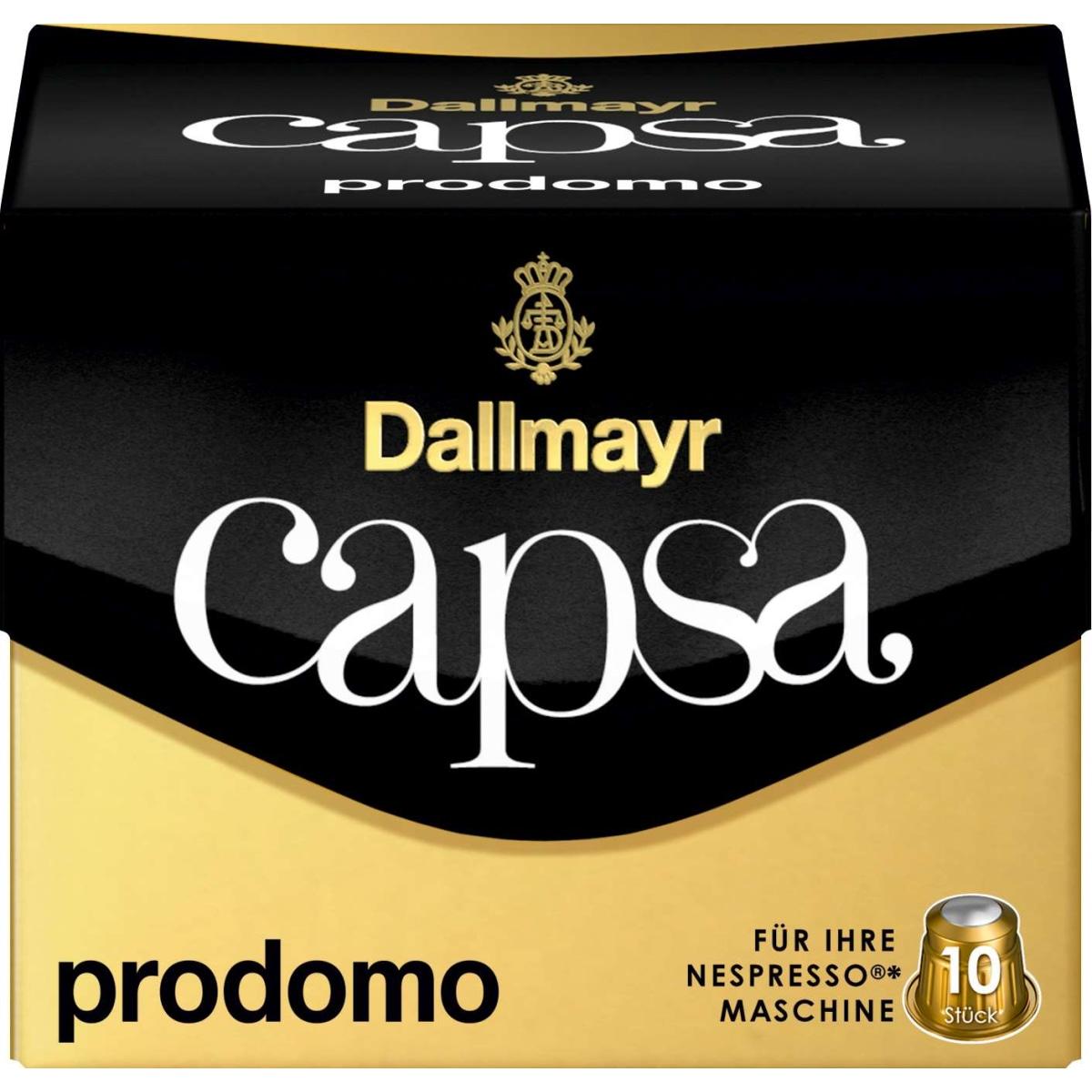 Dallmayr NC Capsa Lungo Prodomo 10er