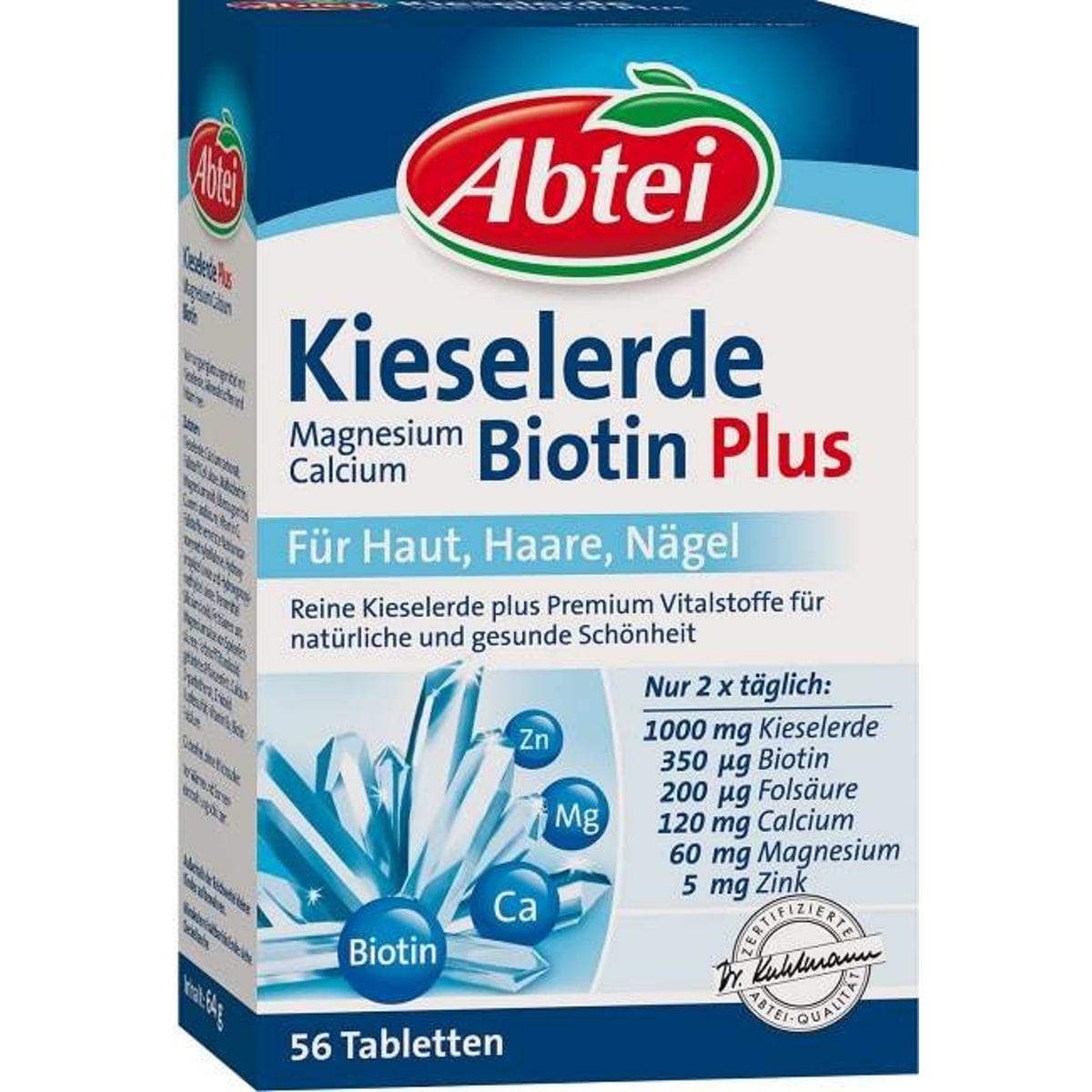 Aurita Kieselerde plus Calc.&Magnesium