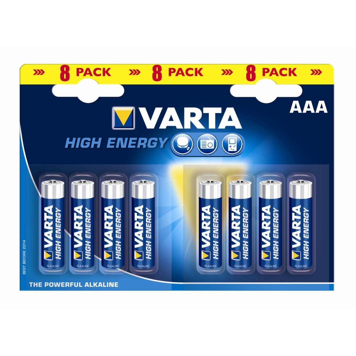 Varta Longlife Power Micro