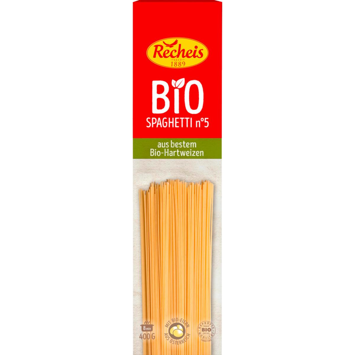 Recheis Bio Spaghetti