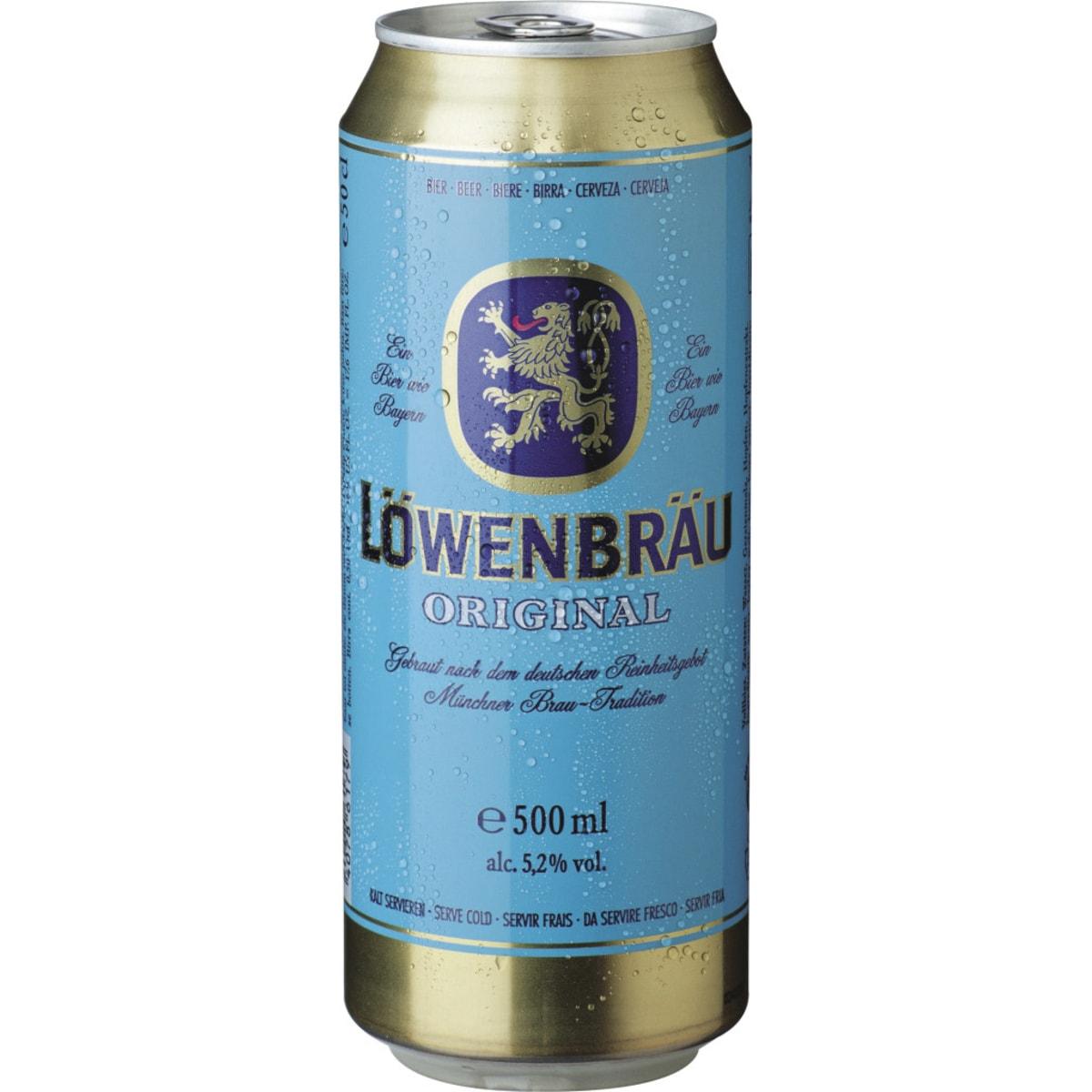 Löwenbräu Original Ds.