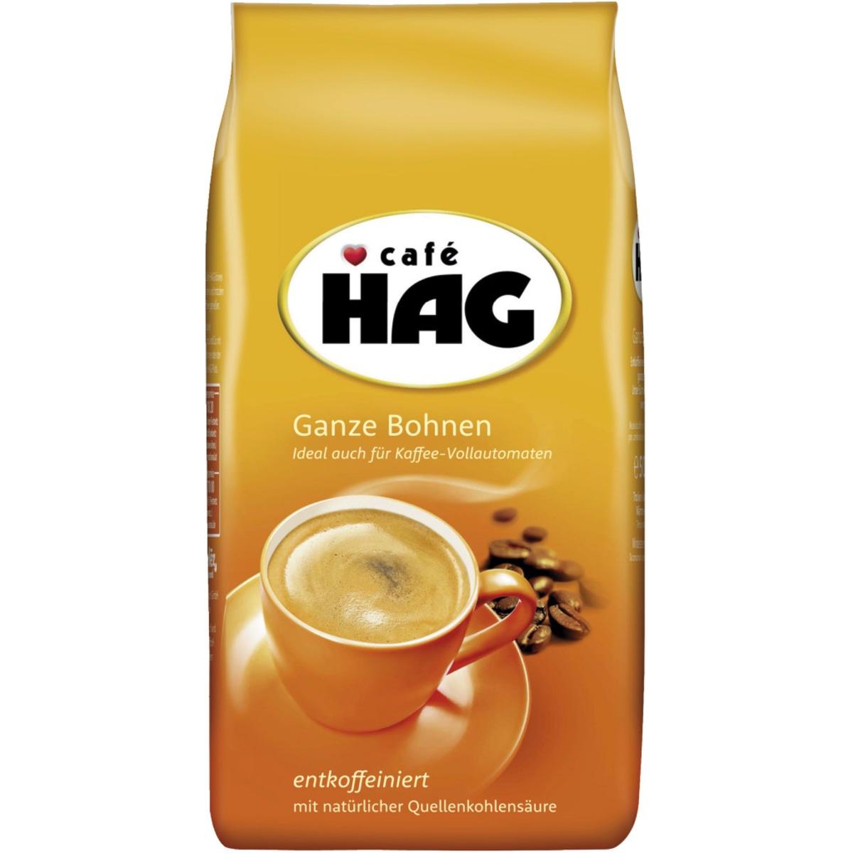 Cafe Hag Bohne