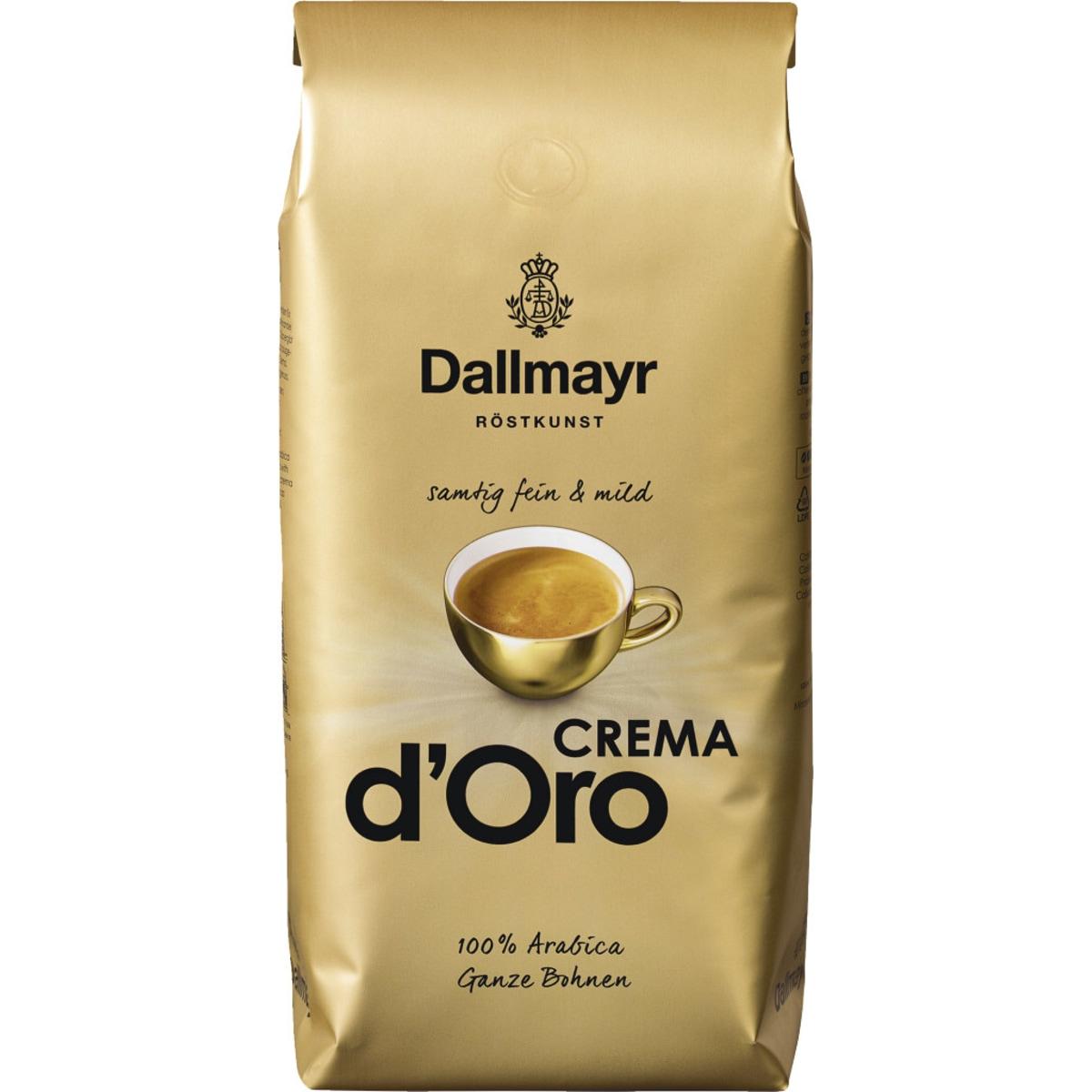 Dallmayr Crema d'Oro Bohne