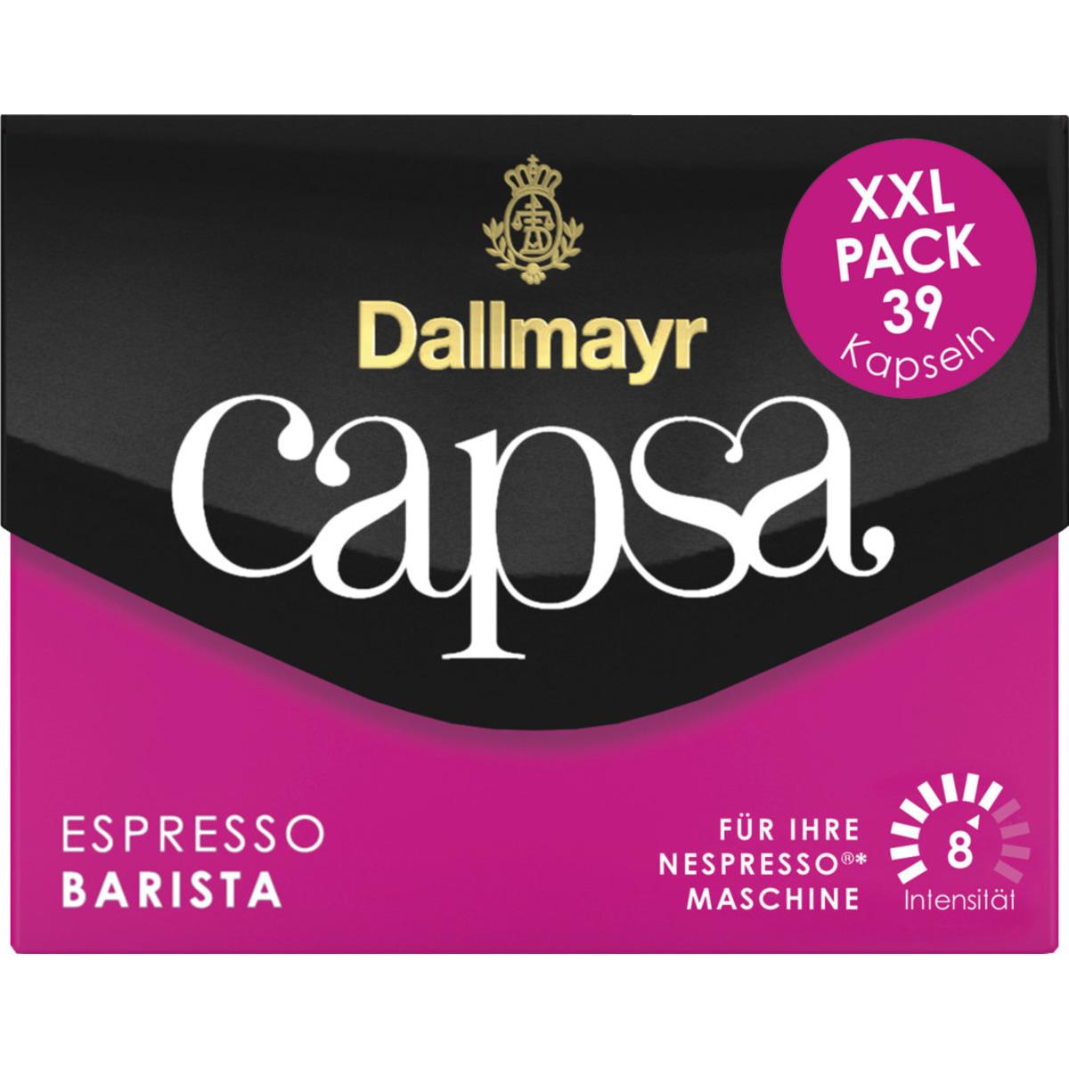 Dallmayr NC Capsa Espr. Barista XXL 39er
