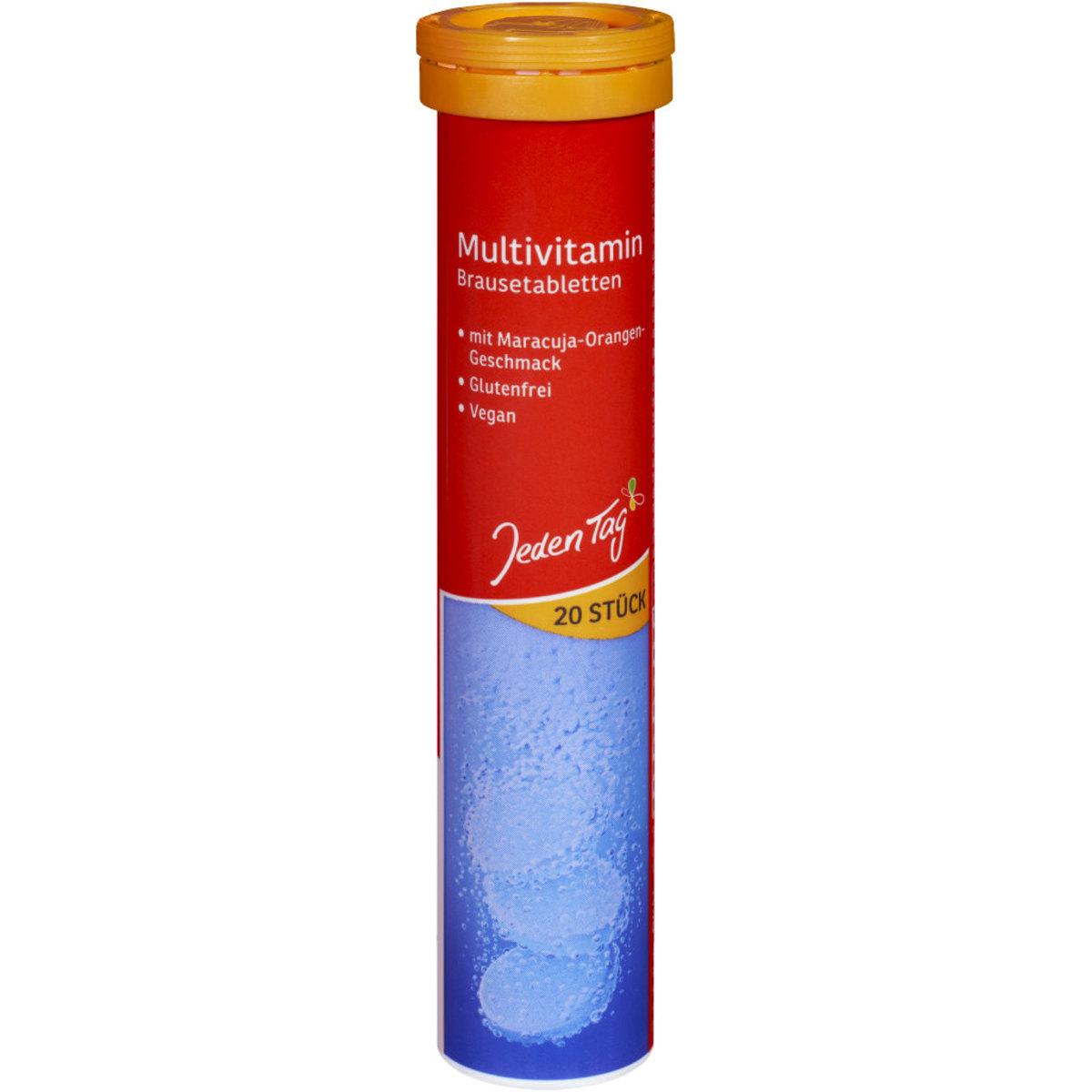 JT Brausetabletten Multivitamin 20er
