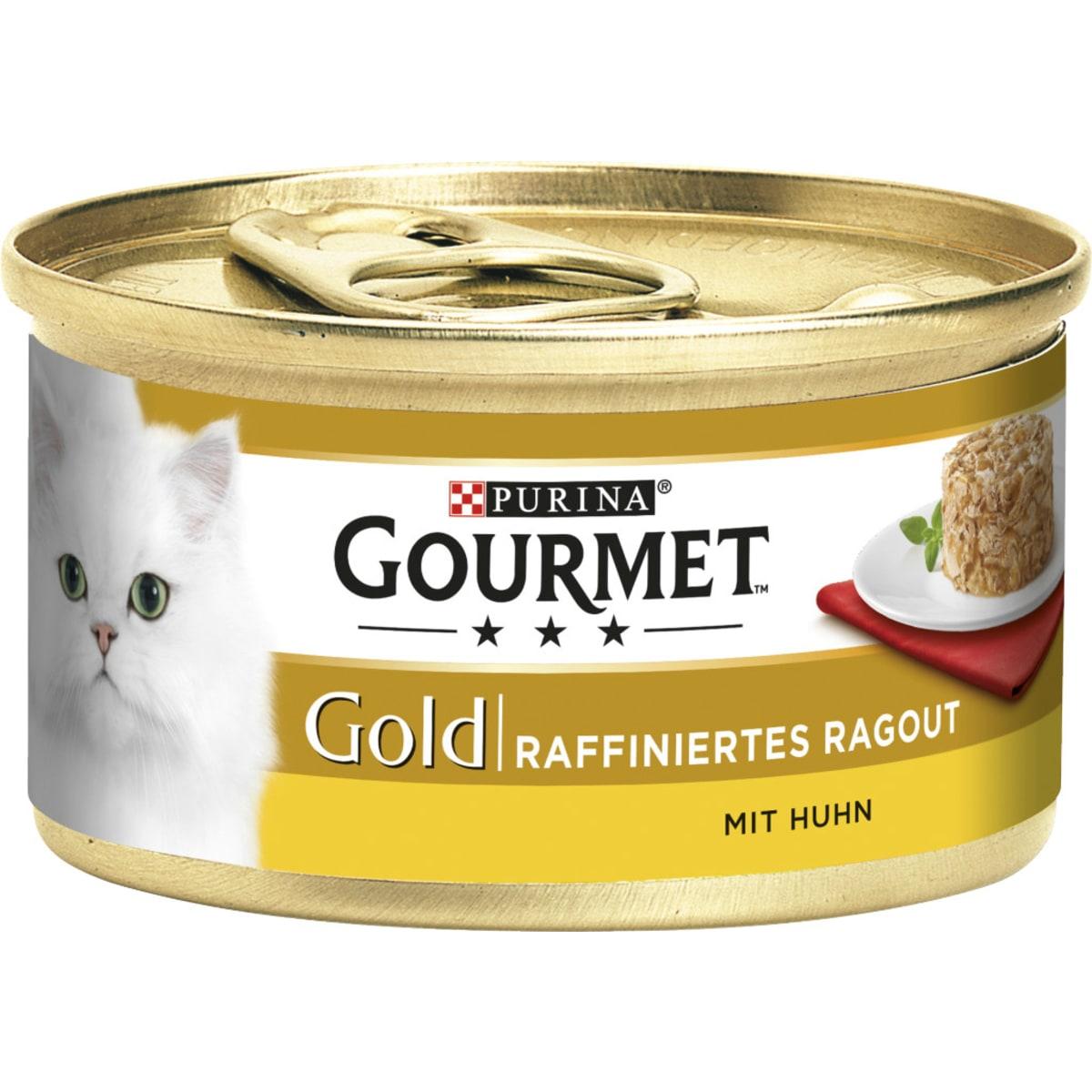 Gourmet Gold Huhn Raffiniertes Ragout