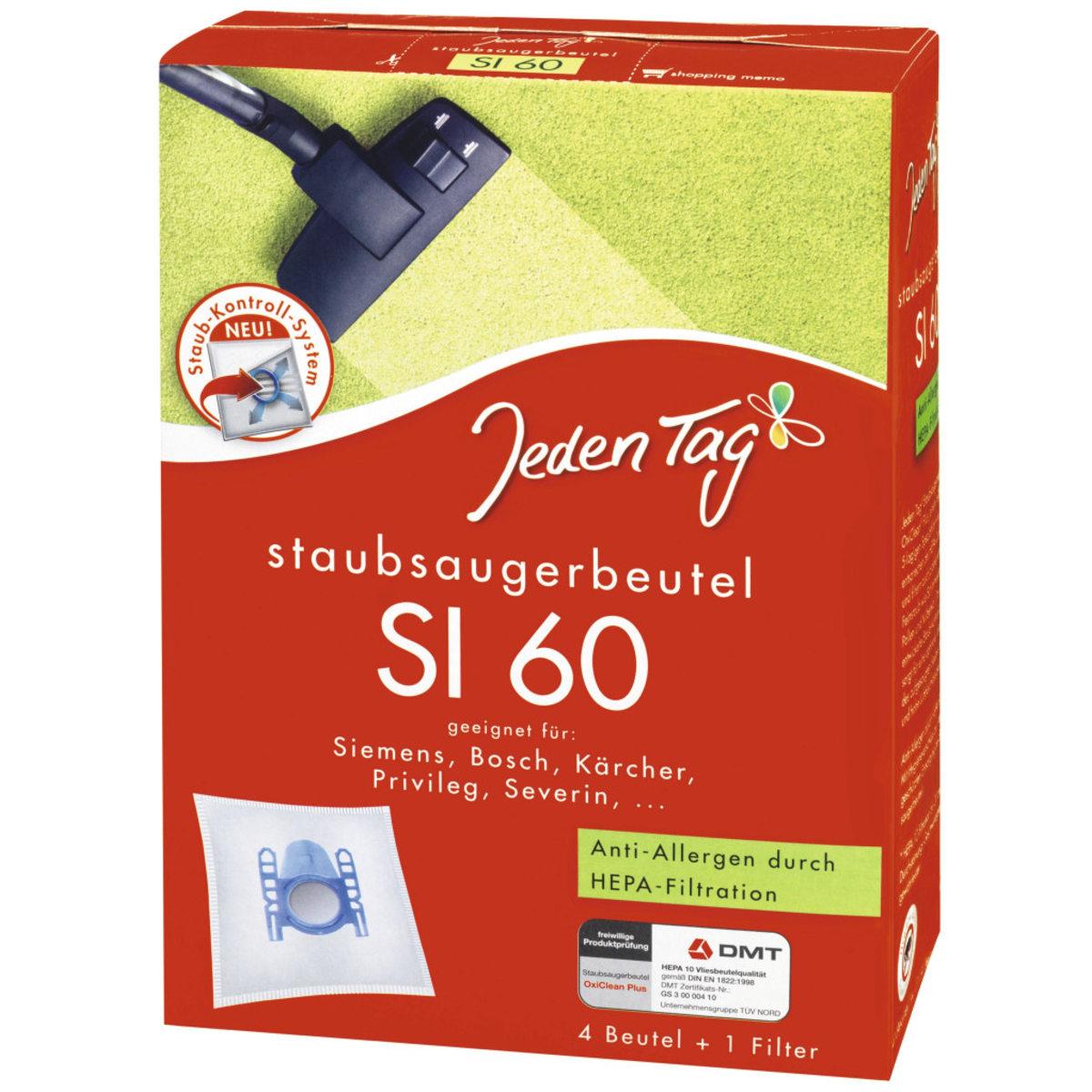 JT Staubsaugerbeutel      SI60