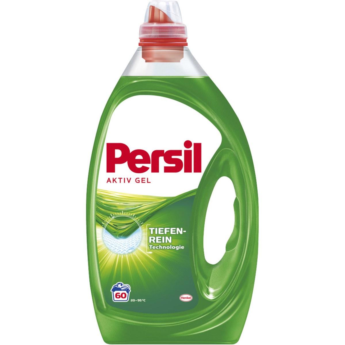 Persil Gel Kraft Frische  60WG