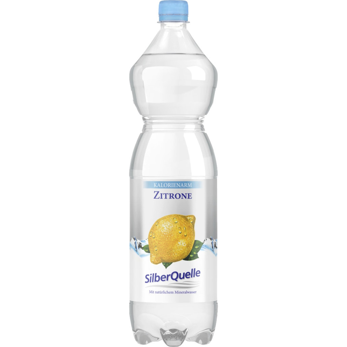 Silberquelle Zitrone Kaloriena