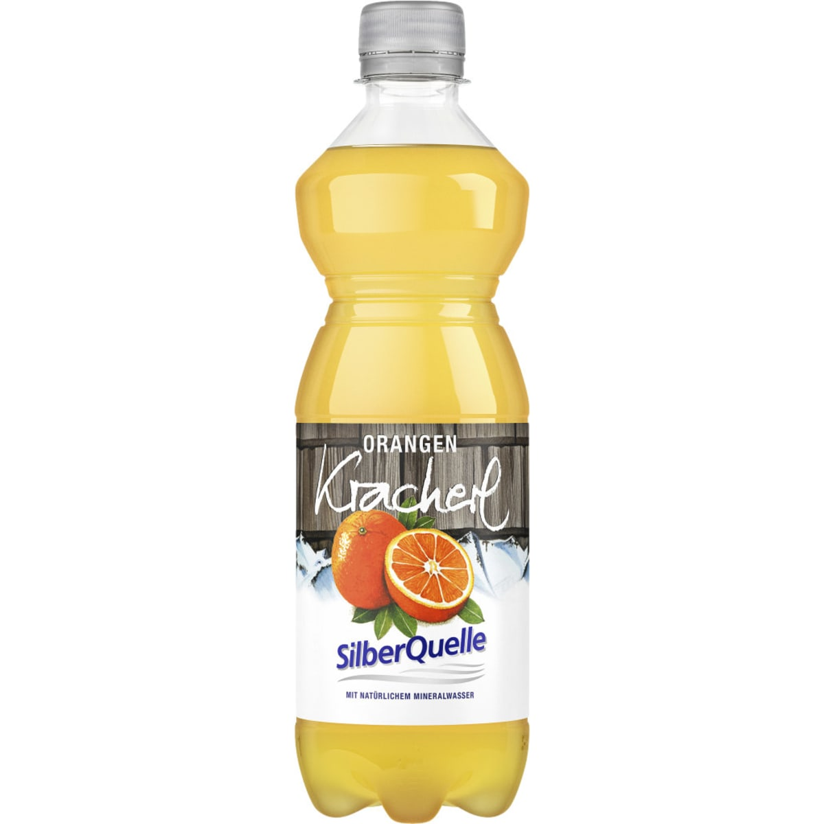 Silberquelle Orangenkracherl