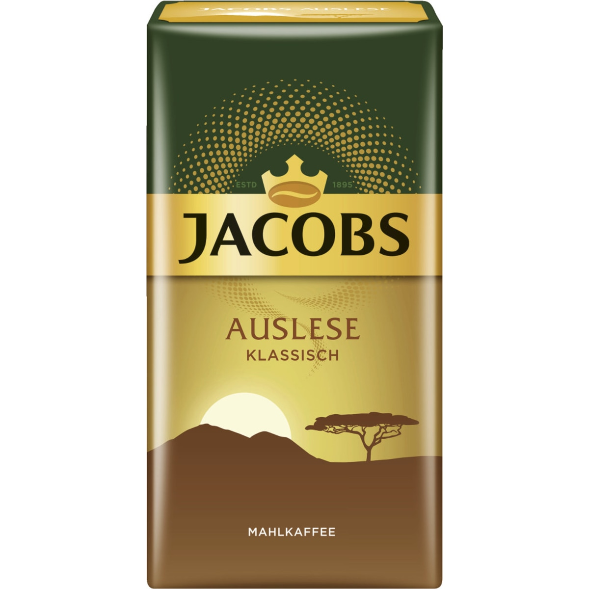Jacobs Auslese Classic gemahlen