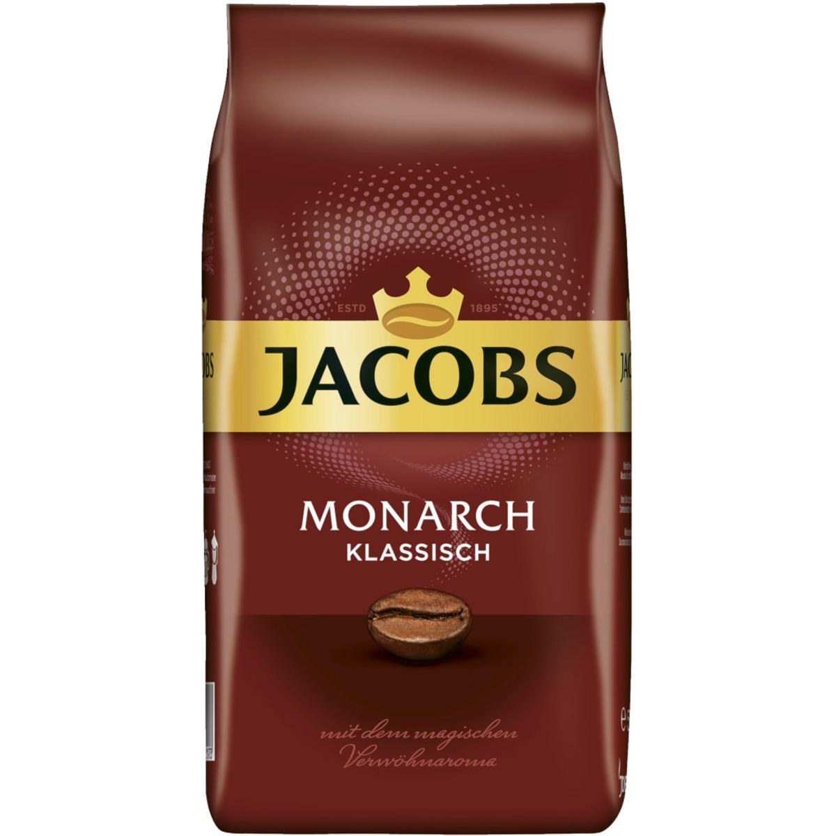Jacobs Monarch Bohne