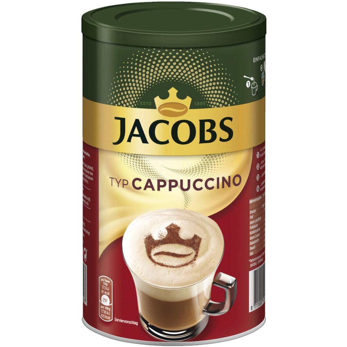 Jacobs Momente Cappuccino